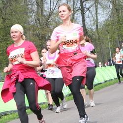 SEB 26. Maijooks - Tiia Pällo (3892), Agnes Järve (3894)