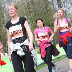 SEB 26. Maijooks - Evelin Truu (3882), Anna-Liisa Leppik (4791), Vivika Sepp (5097), Jaanika Niinemets (5098)