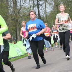 SEB 26. Maijooks - Janne Veski (3396), Anna Alen (5138)