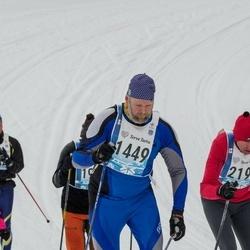45. Tartu Maraton - Ants Kask (1449), Aalo Parmas (2190)