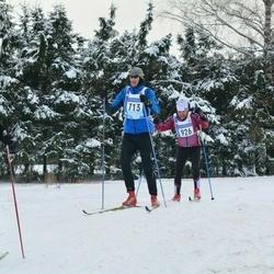 45. Tartu Maraton - Aivar Taro (713), Jaak Kilmi (926)