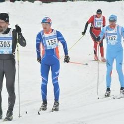 45. Tartu Maraton - Taavi Tammik (133), Andre Pukk (262), Argo Olesk (303)