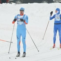 45. Tartu Maraton - Priit Rooden (102), Andre Pukk (262)