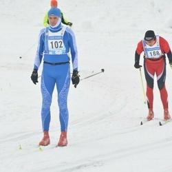 45. Tartu Maraton - Priit Rooden (102), Eero Antons (188)