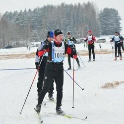 45. Tartu Maraton - Bert Lõuke (1015)