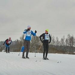 45. Tartu Maraton - Raigo Rõõmussar (329), Jarkko Hakanen (589)