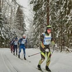 45. Tartu Maraton - Riho Rebane (239), Agris Krievans (282)