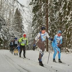 45. Tartu Maraton - Andre Pukk (262), Olavi Israel (319), Hendrik Rull (408)