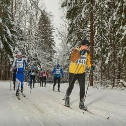 45. Tartu Maraton - Alar Lehesmets (267), Janis Blanks (541)