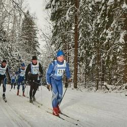 45. Tartu Maraton - Taivo Pallotedder (211), Alar Alumaa (381), Martti Parve (575), Tarmo Pintson (682)