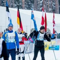 45. Tartu Maraton - Ago Käis (1810), Arno Proode (2178)