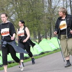 SEB 26. Maijooks - Anneli Saluri (3402), Maarit Eerme (4702), Maarja Vernik (11491)