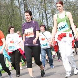 SEB 26. Maijooks - Annika Ploom (4457), Kati Hälvin (6001), Helve Pulk (7023), Irena Miniotaite (7025), Ingrid Plutus (8728)