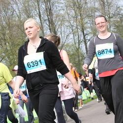 SEB 26. Maijooks - Aina-Regina Ainsoo (6391), Ruth Mägi (8874), Anneli Värs (15794)