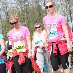SEB 26. Maijooks - Galina Tamm (6697), Krista Silbaum (7638), Kai Silmer (8108), Inga Lootus (14056), Anneli Vilisoo (15661)