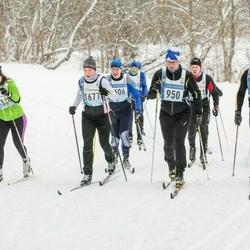 45. Tartu Maraton - Jari Manninen (950), Merle Lilleoru (1348), Luise Puu (1677), Andras Kaasik (2309)