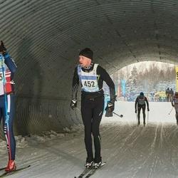 45. Tartu Maraton - Madis Mägi (452), Ander Adel (723)