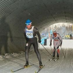 45. Tartu Maraton - Sergei Mukhin (442), Alar Just (478)