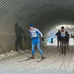 45. Tartu Maraton - Andrey Roop (570), Alver Kivirüüt (968)