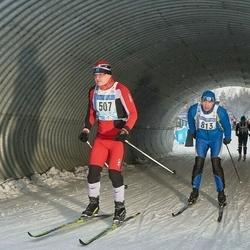 45. Tartu Maraton - Tauri Hainsoo (507), Ahti Bleive (813)