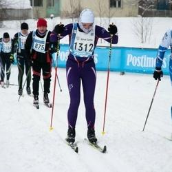 45. Tartu Maraton - Margit Ahu (1312), Anatoly Shelekhin (2575)