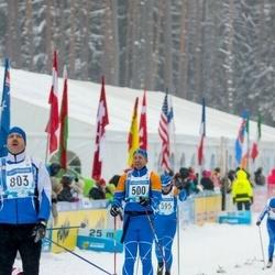 45. Tartu Maraton - Jaanus Ritson (500), Arno Pärna (803)