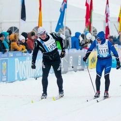 45. Tartu Maraton - Kalev Kreekman (1052), Adrian Blake (1118)