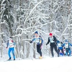 45. Tartu Maraton - Tõnis Kristal (773), Markko Karu (1451), Toomas Kogger (2406)