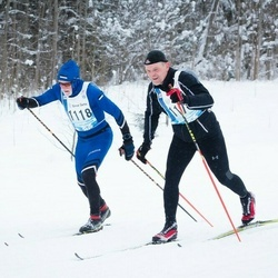 45. Tartu Maraton - Adrian Blake (1118), Tiit Riisalo (1178)