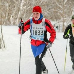 45. Tartu Maraton - Annika Altoja (1833)