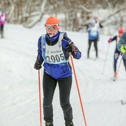 45. Tartu Maraton - Annemari Muru (2005)