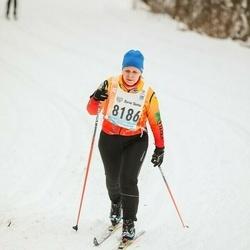 45. Tartu Maraton - Anneli Sitska (8186)