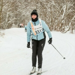 45. Tartu Maraton - Carolin Kadaja (8311)