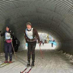 45. Tartu Maraton - Bruno Münter (1446), Eric Hints (2179)