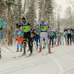 45. Tartu Maraton - Adrien Mougel (4), Fabio Lechner (6), Mart Kevin Põlluste (16)