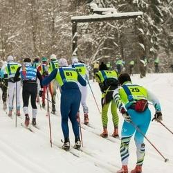 45. Tartu Maraton - Tyler Deangelis (25), Christopher Kalev (81)