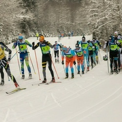 45. Tartu Maraton - Benoit Chauvet (7), Linard Kindschi (8), Antoine Auger (20), Corsin Hoesli (34)
