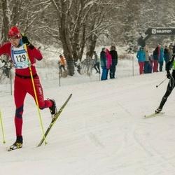 45. Tartu Maraton - Rasmus Pind (68), Artur Rauk (129)