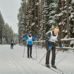 45. Tartu Maraton - Ando Meerbach (1341), Jaak Muug (1963)