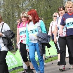 SEB 26. Maijooks - Anna Pavlova (9273), Viktoria Zilina (9274), Margarita JerŠOva (9280)