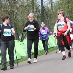 SEB 26. Maijooks - Agi-Ragni Tali (8008), Anneli Pärn (8012), Tiina Viks (11143)