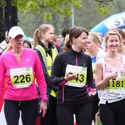 SEB 26. Maijooks - Annika Veimer (226), Jaana Multanen (1181)
