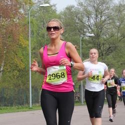 SEB 26. Maijooks - Anastasia Gerassimova (44), Made Laas (2968)