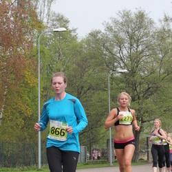 SEB 26. Maijooks - Berit Pilden (866), Kelly Vainlo (2273)