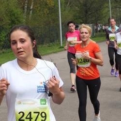 SEB 26. Maijooks - Ilona Vaitovski (2240), Britta Pärk (2479)