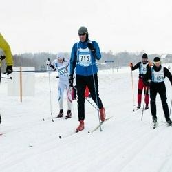 45. Tartu Maraton - Siim Ojaver (369), Aivar Taro (713)