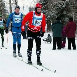 45. Tartu Maraton - Timo Vares (665), Toomas Härmson (857), Björn Puna (912)