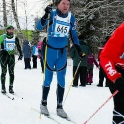 45. Tartu Maraton - Timo Vares (665), Björn Puna (912)