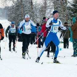 45. Tartu Maraton - Aare Nurk (531), Tõnis Tagel (821), Roy Wickholm (995), Agur Alev (1149)