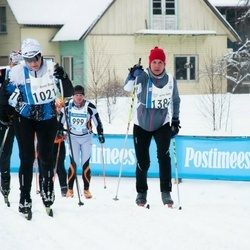 45. Tartu Maraton - Arno Õruste (999), Raidi Tammeveski (1021)